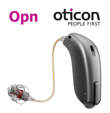 oticon opn hearing aid