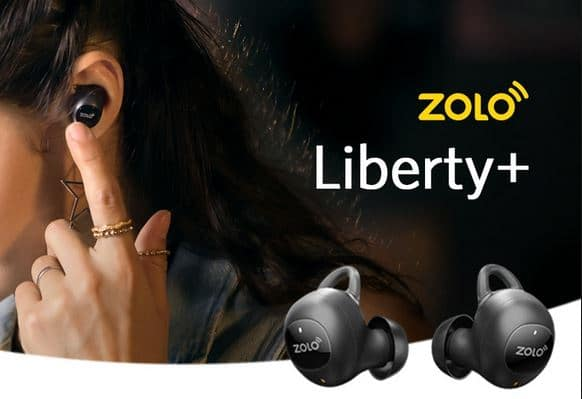 zolo liberty hearable
