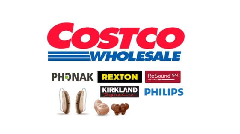 costco hearing aid brands review