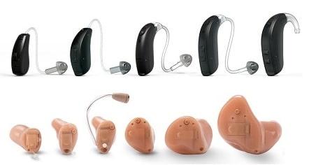 costcoで販売されている補聴器ブランド
