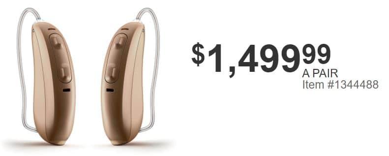 costco kirkland signature 9.0 hearing aids