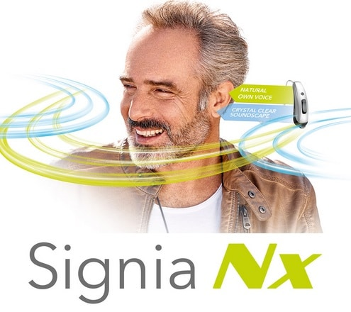 signia hearing aids own voice processing