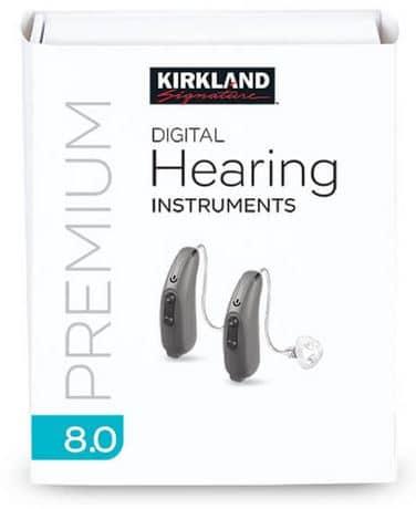kirkland signature hearing aid user manual