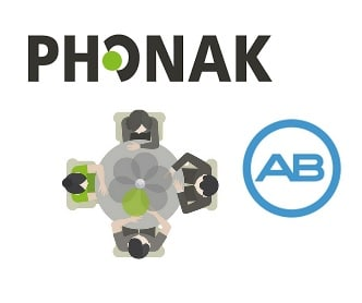 phonak advanced bionics multibeam microphones