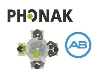 phonak advanced bionics multibeam microphones