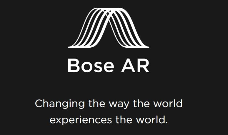 bose ar audio technology