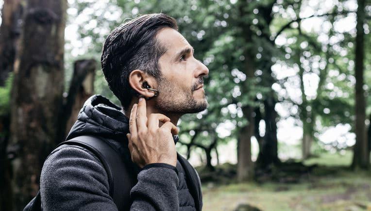 xperia ear duo hearable earbud