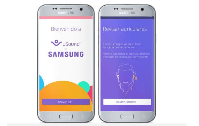 samsung hearing loss app usound