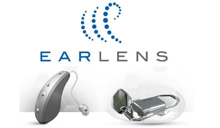 earlens light driven hearing aid