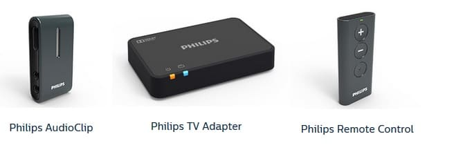 philips audioclip tv adapter