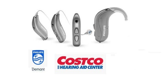 costco philips hearing aids