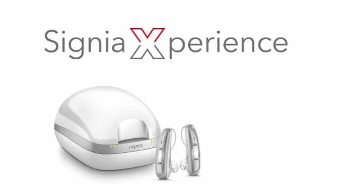 signia xperience hearing aids