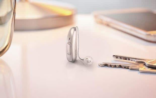 Pure Charge&Go X hearing aids