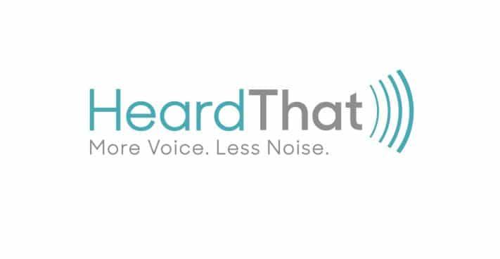 heardthat hearing app