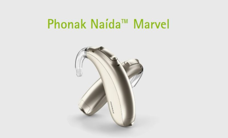 phonak naida marvel hearing aids
