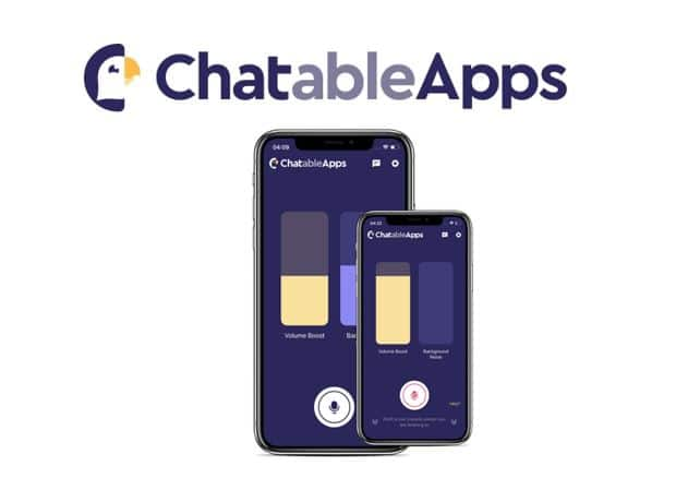 chatable hearing aid app