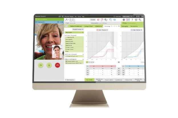 phonak remote support hearing aids