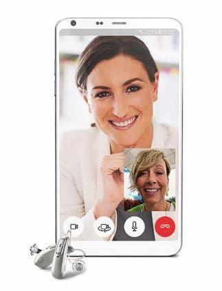 phonak telehealth app