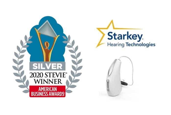 starkey livio ai award win