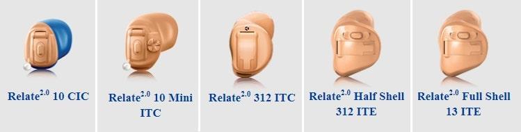 uhc relate custom hearing aids