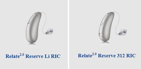 uhc relate 2.0 ric hearing aids