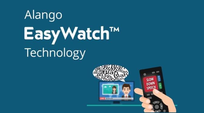 easywatch slow tv speech alango