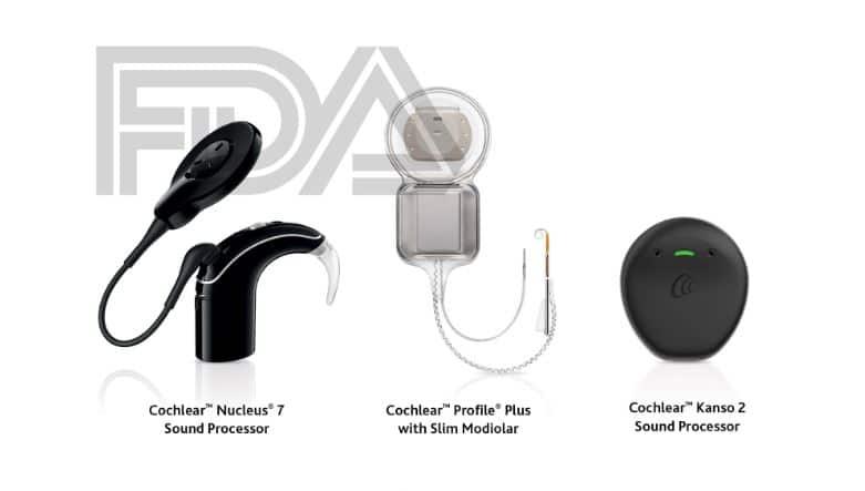 cochlear kanso 2 fda approval