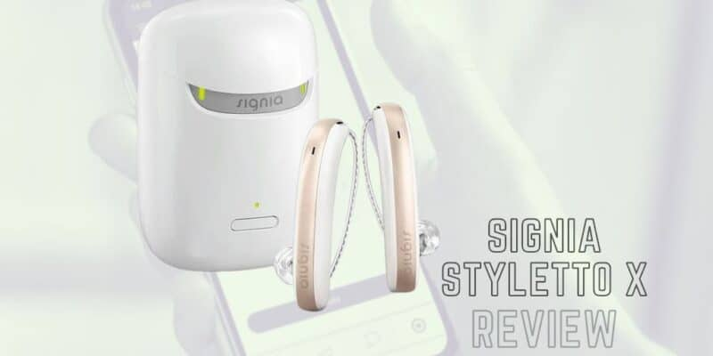 styletto x hearing aids