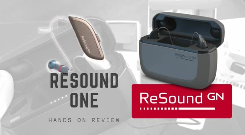 resound one hearing aid review