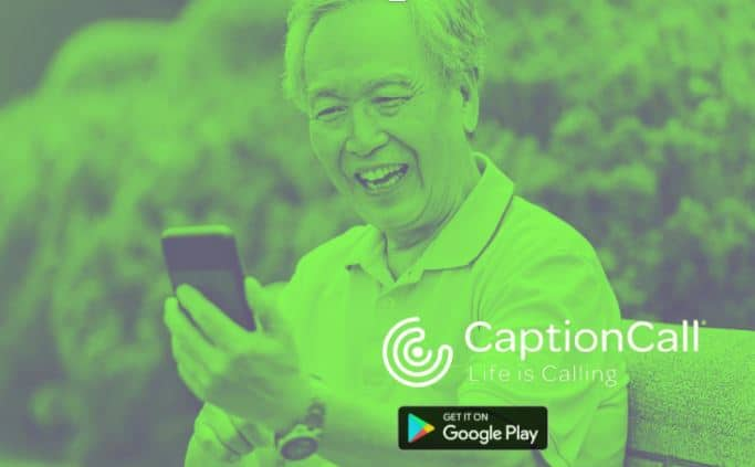 captioncall android mobile app