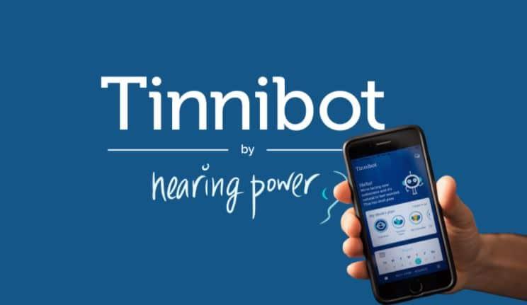 tinnibot tinnitus chatbot