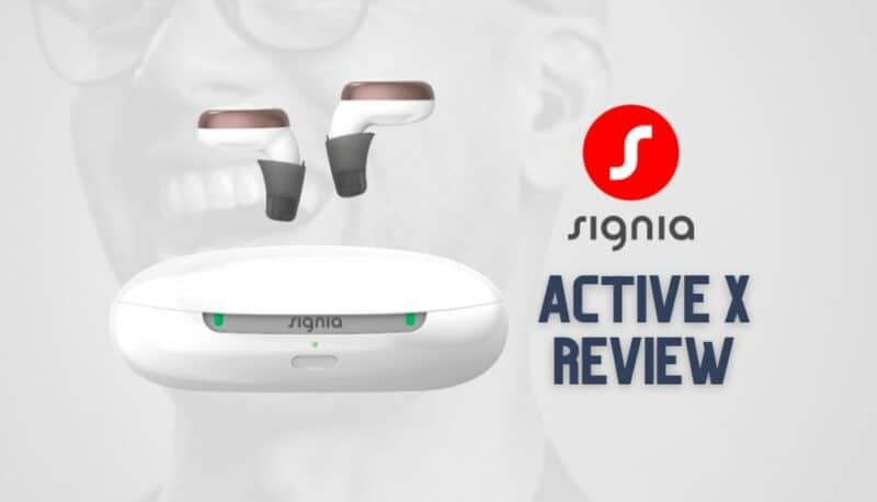 signia active x earbuds review