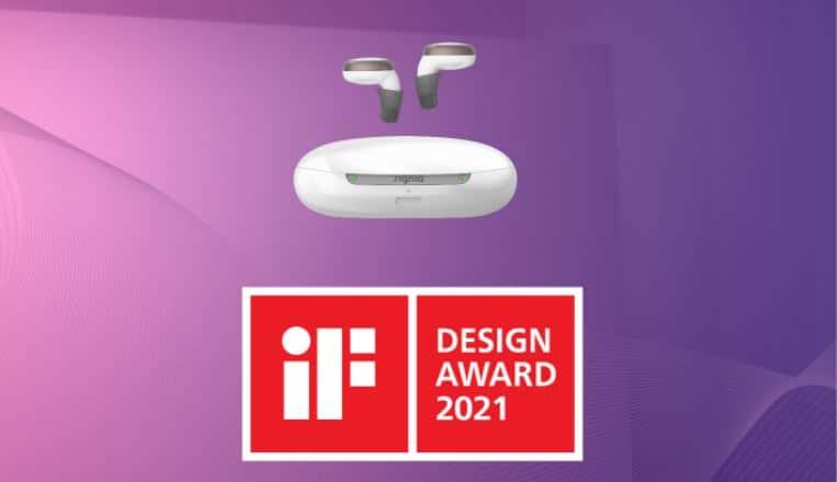 signia active pro design award