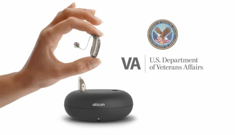 Oticon More Veterans