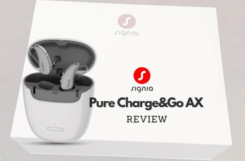 signia pure c&g ax hearing aid review