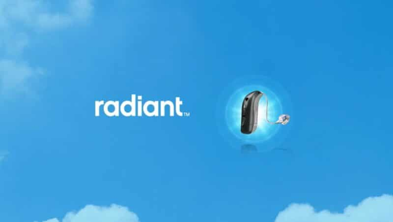 sonic radiant hearing aids
