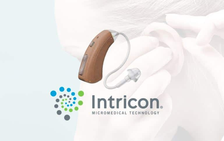 intricon self fitting hearing aids