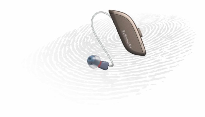 GN Hearing's Microphone & Receiver-In-Ear (M&RIE)