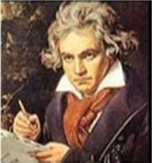 Beethoven deafness