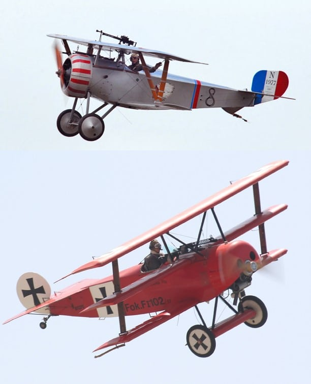 The Deafening Noise of WWI Air Combat – Robert Traynor