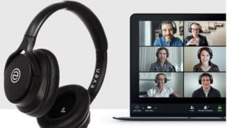 even headphones telehealth