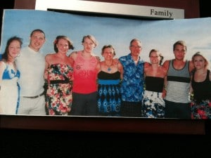 Cindy's family