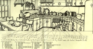 peggy weill 2 - Someones In The Kitchen 2