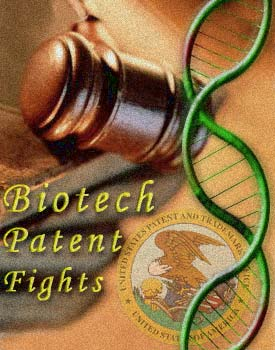 patent fight