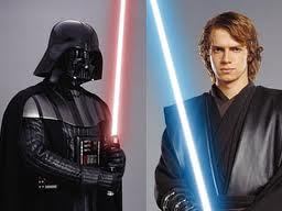 anakin skywalker and darth vader