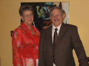 Ray and Sue Katz