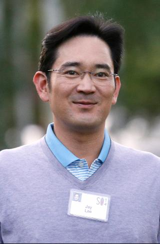 Fig 1. Jay Y. Lee, Samsung Group Vice-Chairman
