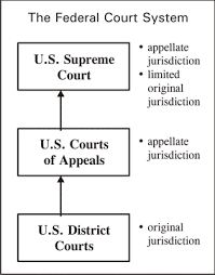 US Federal Court System