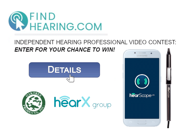 Find Hearing Video Contest