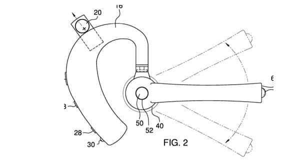 hearing aid flashlight patent